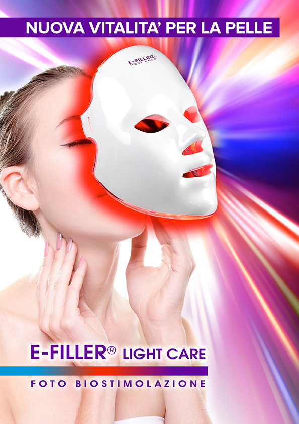 POSTER LIGHT CARE - Estetica Meroni